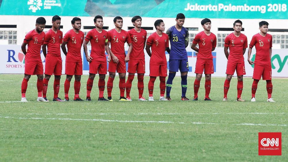 Jadwal Siaran Langsung Timnas Indonesia U-19 vs Taiwan