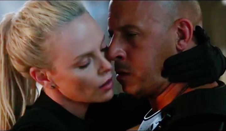 Cerita Vin Diesel dan Charlize Soal Adegan Ciuman di Fast and Furious 8