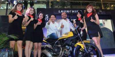 Ducati Bisa Dibeli Langsung di Surabaya