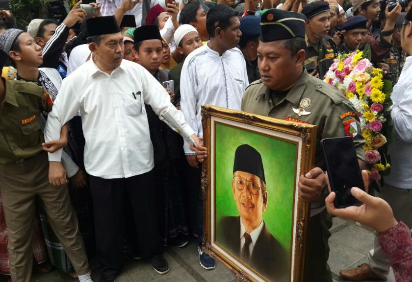 Pesan Berantai KH Hasyim Muzadi untuk Nahdlatul Ulama