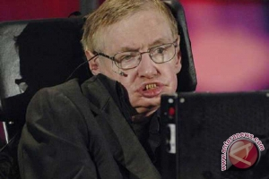Stephen Hawking berujar,