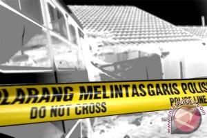 Terduga Teroris Tabrak Polisi dan Wartawan di Mapolda Riau