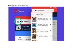 Opera Mini Perbarui Fitur di Android