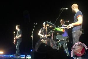Konser Coldplay jadi tur terlaris sepanjang masa