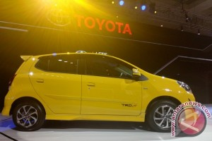 Toyota New Agya Naik Kelas