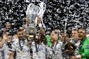 Fakta-fakta Final Liga Champion Madrid vs Liverpool
