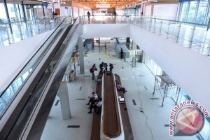 Sistem parkir Stasiun KA Bandara gunakan sidik jari