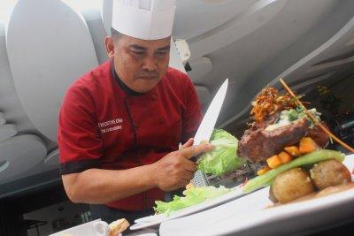 Hamburger, Tampilanmu Dulu dan Kini