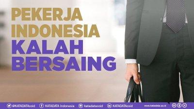 Pekerja Indonesia Kalah Bersaing