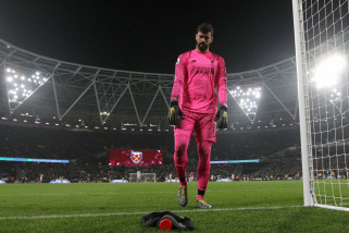 Liverpool ditahan imbang West Ham United