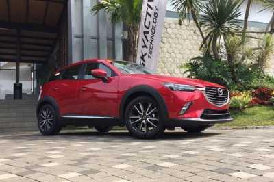 Detail Pesona Mazda CX-3