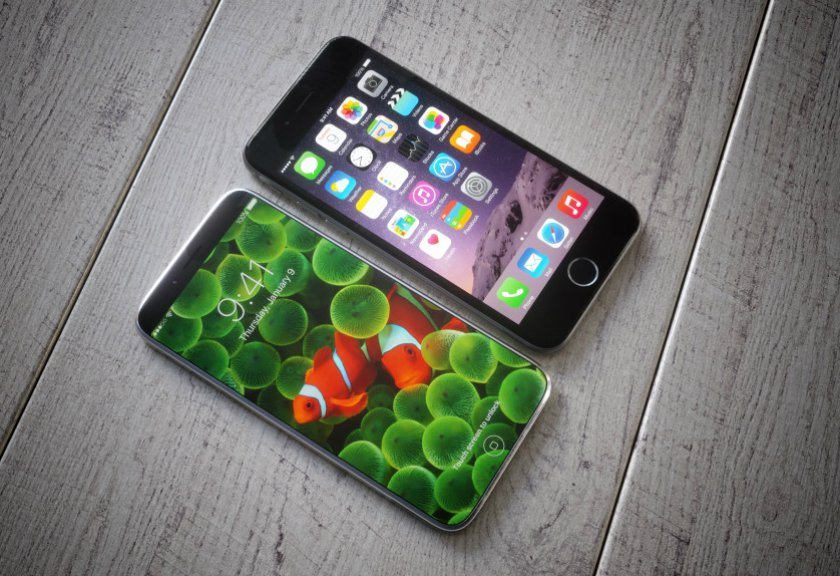 Penampakan Sketsa Desain iPhone 8 yang Bocor