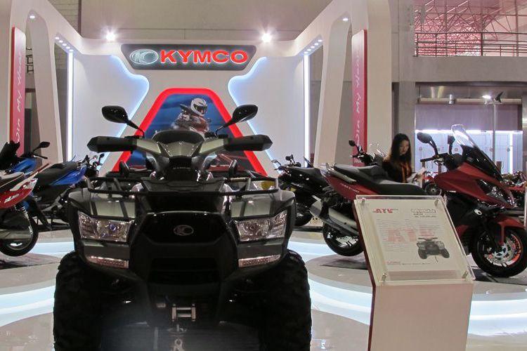 Kymco Punya Kendaraan Penjelajah Segala Medan