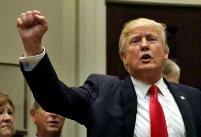 Donald Trump: Arab Saudi tak Tahu Terima Kasih