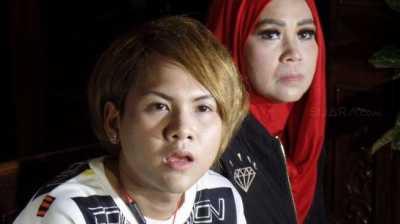Evelyn Klarifikasi Isu Kawin Kontrak dengan Aming