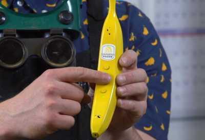 Ponsel Berbentuk Pisang Ini Dijual Rp500 Ribuan