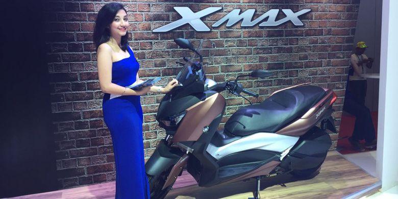 Orang Bandung Borong Yamaha XMAX