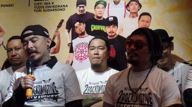 Saint Loco feat Iwa K Daur Ulang Lagu