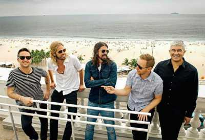 Tiket Konser Foo Fighters di Singapura Seharga Rp1,1 Juta