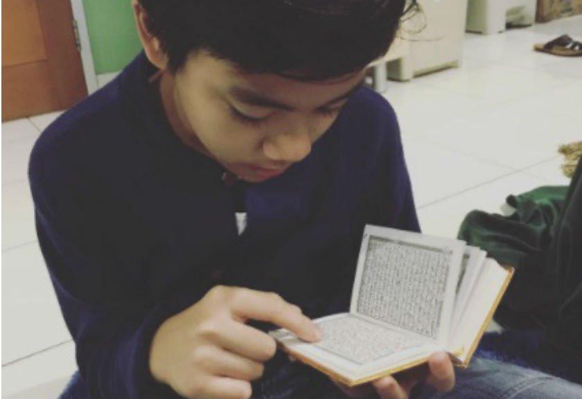 Begini Doa Keponakan untuk Kesembuhan Jupe