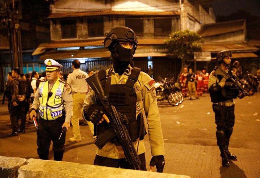 ISIS Klaim Bertanggung Jawab Atas Serangan Bom Kampung Melayu