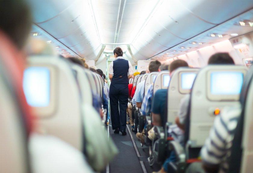 Udara di Kabin Pesawat Bisa Berbahaya Bagi Kesehatan