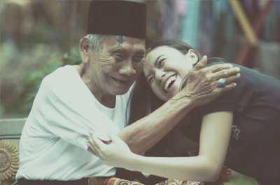 Berbagi Kebaikan Lewat Senyuman