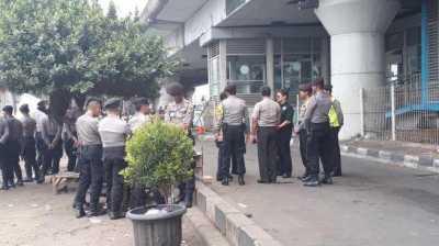 Alasan Terduga Teroris Bombardir Terminal Kampung Melayu