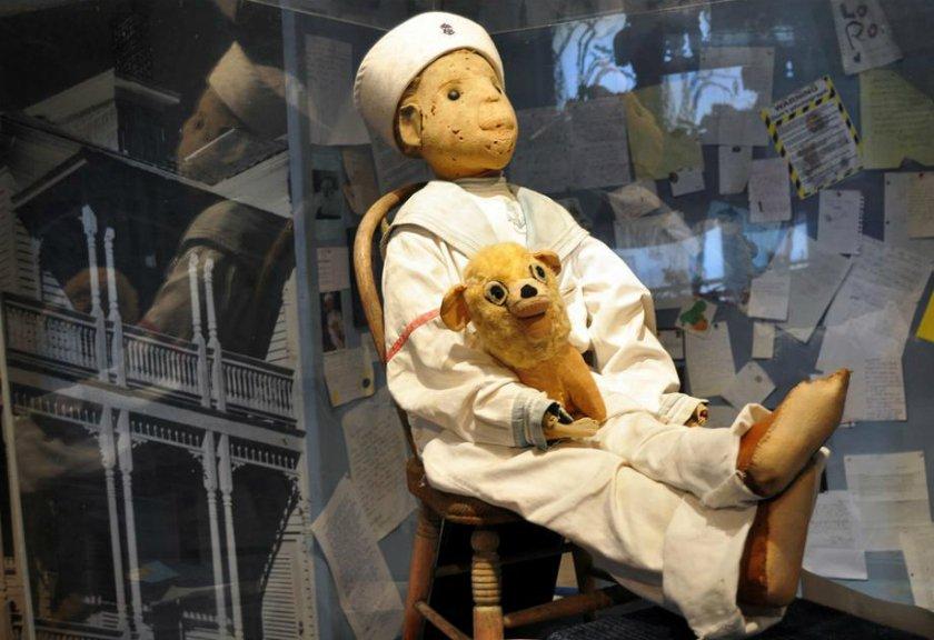 Tak Cuma Annabelle, Deretan Boneka Ini Juga Dirasuki Roh ...