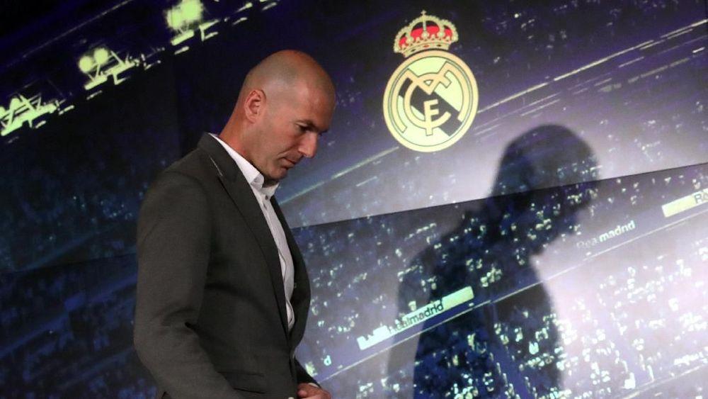 Zidane: Saya Kembali Karena Cinta Real Madrid