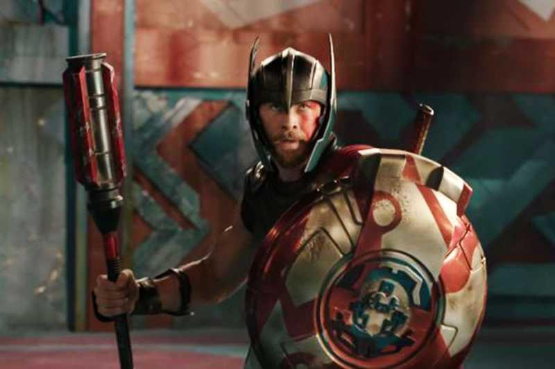Thor V Hulk Jadi Tontonan Terbaik di Thor: Ragnarok