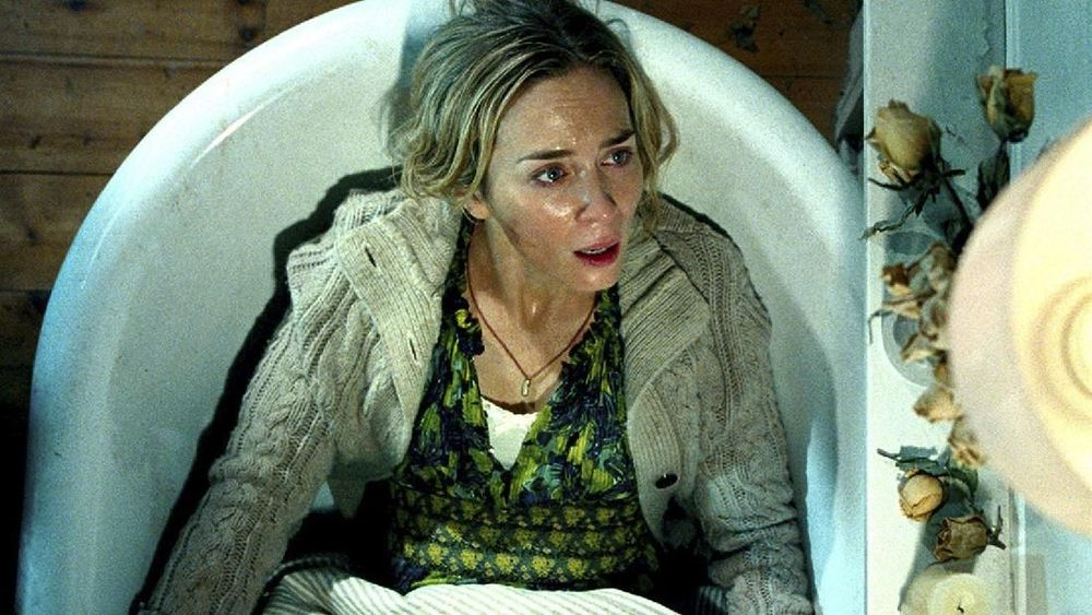 A Quiet Place Lumpuhkan Ready Player One di Amerika