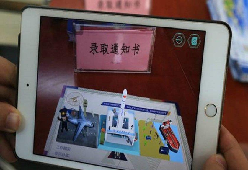 Begini Cara Kampus di Tiongkok Umumkan Mahasiswa Baru