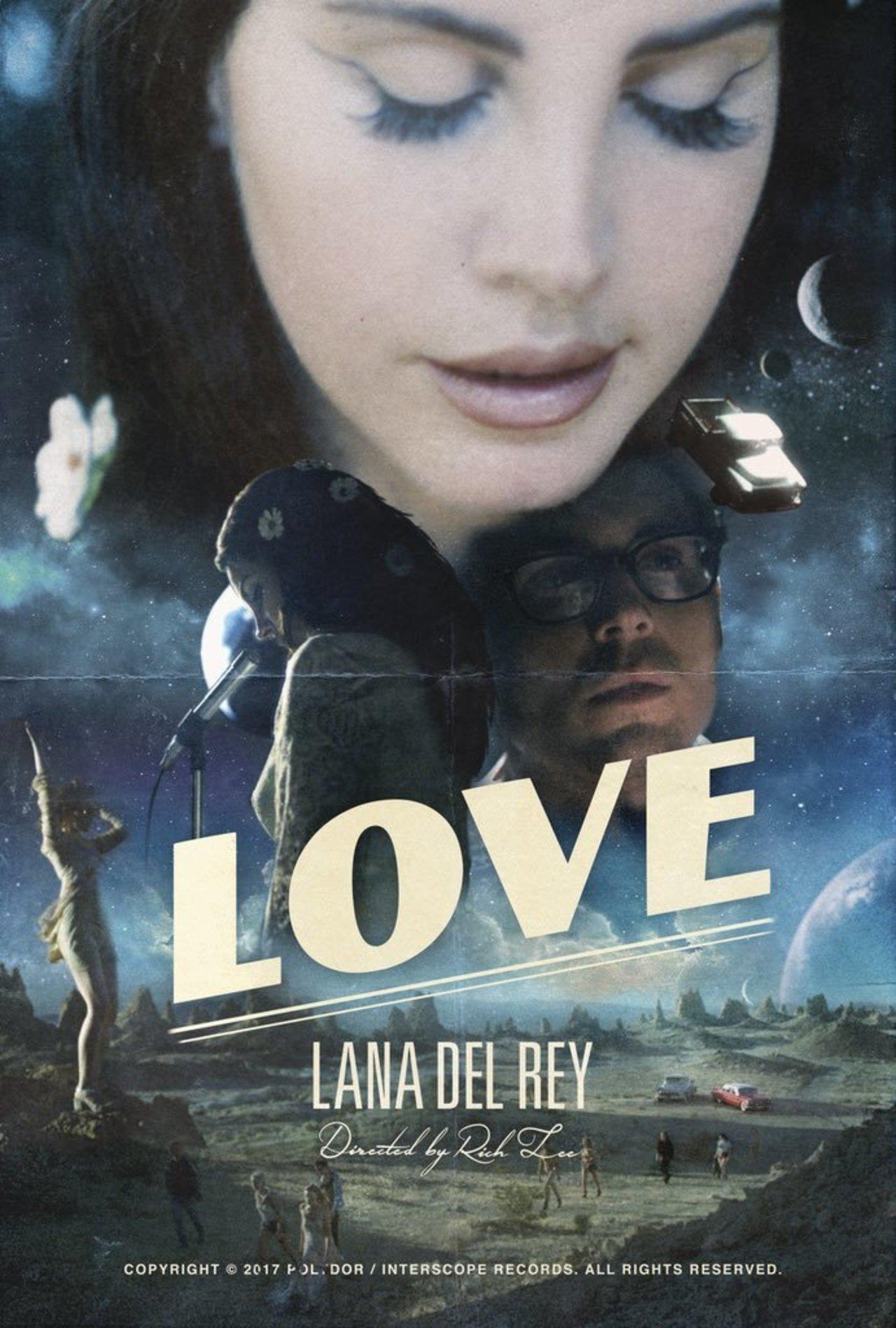 Lana Del Rey Rilis Single Terbaru