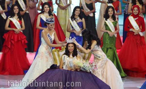 Miss Indonesia 2017 Achintya Holte Nielsen