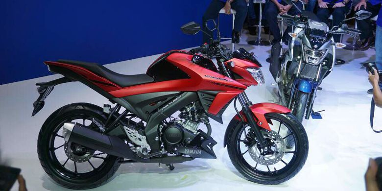 Yamaha V-Ixion R Pasti Lebih Murah dari R15