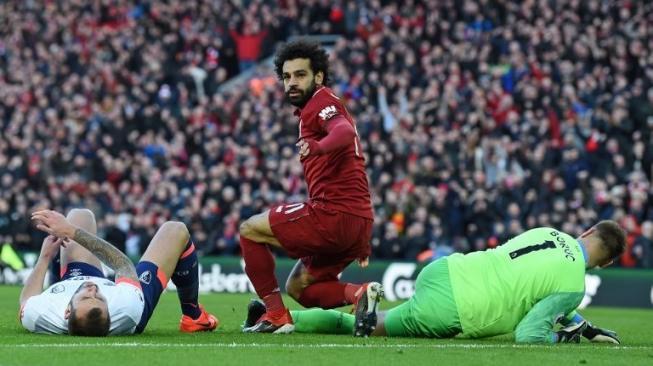 Taklukkan Bournemouth, Liverpool Kembali Pimpin Klasemen Liga Inggris