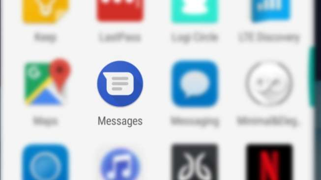 Selamat Tinggal Messenger Google