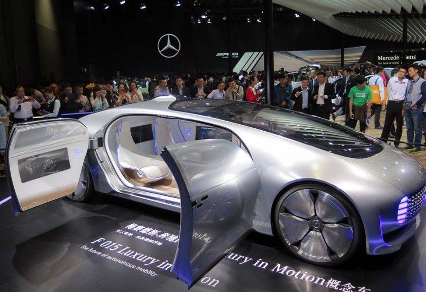 Wow, Mobil Bisa Ngomong Akan Hadir Pada 2021