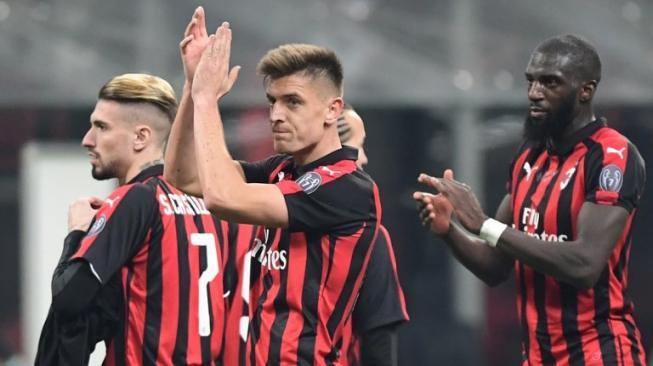 Koleksi Enam Gol, Krzysztof Piatek Ukir Rekor Baru di AC Milan