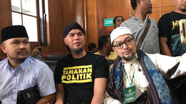 Sel Ahmad Dhani di Rutan Madaeng Dihuni Ratusan Tahanan