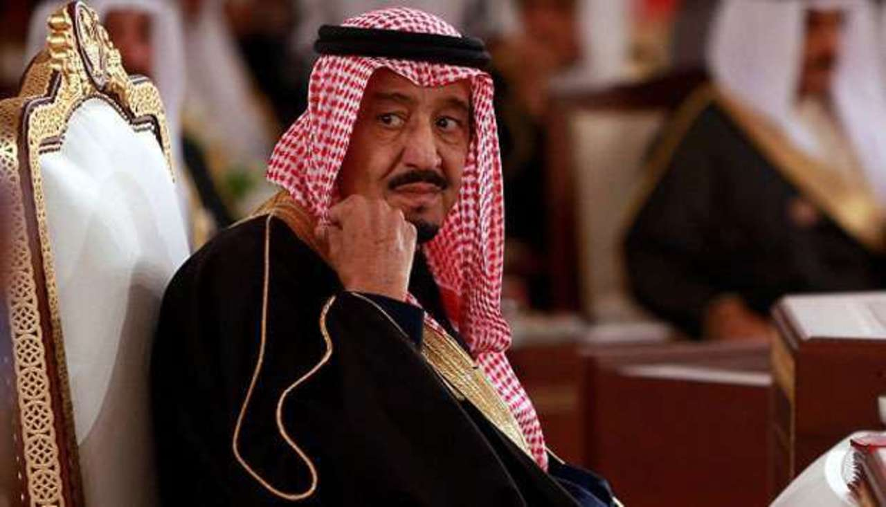 Raja Arab Bawa 1.500 Orang Termasuk 25 Pangeran