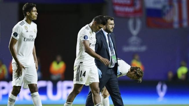 Real Madrid Dipermalukan Atletico Bukan karena Tanpa Ronaldo