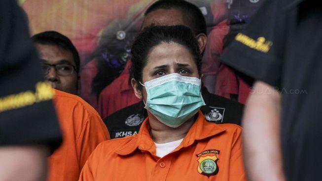 Ditangkap Kasus Narkoba, Roro Fitria Satu Sel dengan Dhawiya?