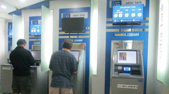 Uang Berstempel Prabowo Didapat dari ATM BCA Non Tunai