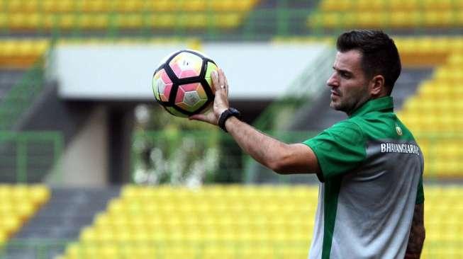 Lawan Persib, Bhayangkara FC Ingin Kembalikan Gaya Permainannya