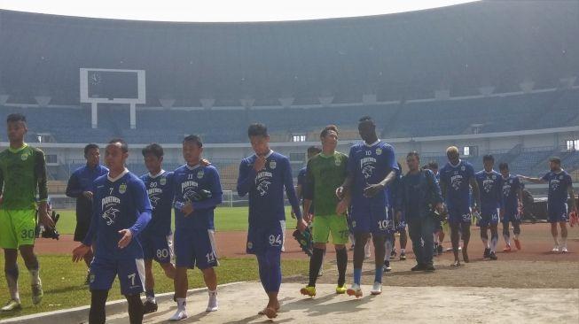 Lawan Bhayangkara FC, Persib akan Dikawal Ketat Selama di Jakarta