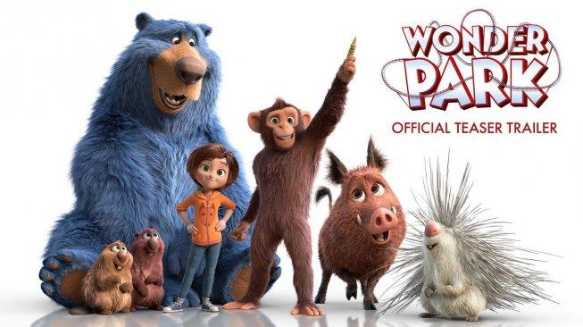 Wonder Park, Petualangan di Taman Hiburan Ajaib Buatan Bocah 10 Tahun