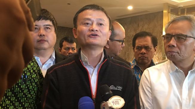 Kabar Jack Ma Akan Pensiun dari Alibaba Dibantah