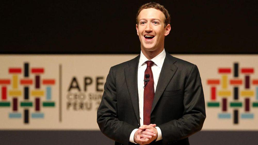 Banyak Hoax di Facebook, Zuckerberg Kembali Minta Maaf